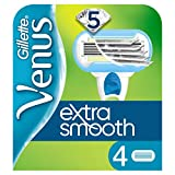 Best Women Razors - Gillette Venus Extra Smooth Women's Razor Blade Refills Review