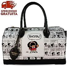 "35cd3710ce Borsa a mano ""Audrey"" Mafalda ..."