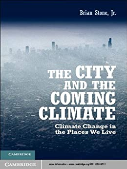 The City and the Coming Climate par [Stone, Jr, Brian]