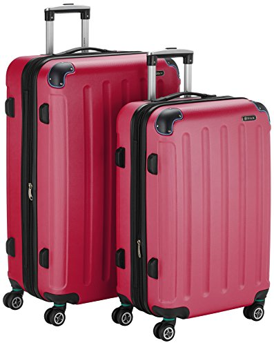 Shaik Trolley Koffer, 50 Liter, Pink