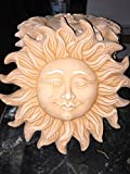 Dekoration aus Terrakotta, Sonne