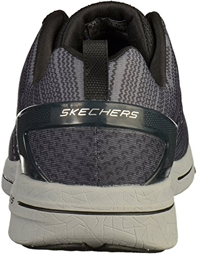 Skechers Herren Burst 2.0-in the Mix Ii Sneakers Grau
