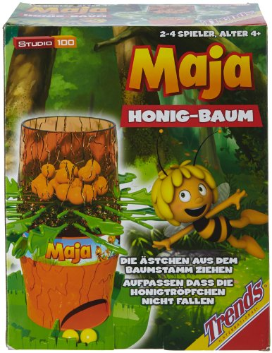 Preisvergleich Produktbild Trends 16854 - Biene Maja Honigbaum Spiel