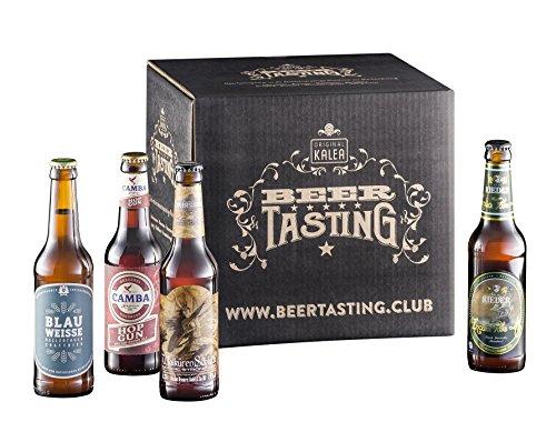 Kalea 12 ausgewählte Bierspezialitäten im Probierpaket (12 x 0,33 l) (Internationale Bier)