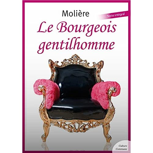 Le Bourgeois gentilhomme (Théâtre de Molière)