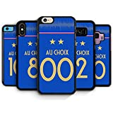 Coque silicone BUMPER souple IPHONE 5C - Football France championne du monde 2...
