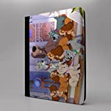 """Cartoons Comic Tablet Flip Case Cover For Apple iPad Pro 9.7"""" - Lady And The Tramp - S-T1168"""