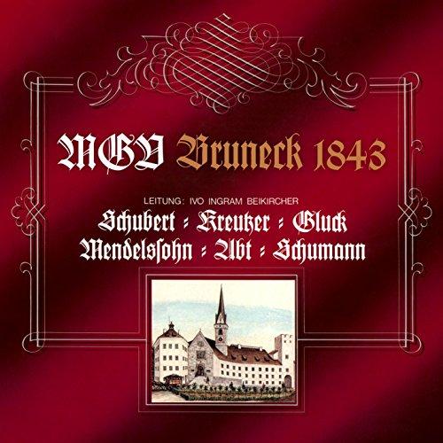 Werke für Männerchor von Schub...