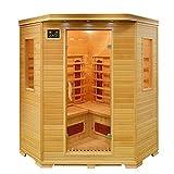 Infrarotkabine Göteborg Wärmekabine Infrarotsauna Sauna Wärme Infrarot