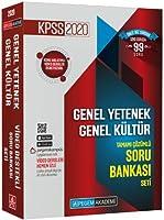 2020 KPSS Genel Yetenek Genel Kültür Tamamı Çözümlü Soru Bankası Seti: 5 Kitap