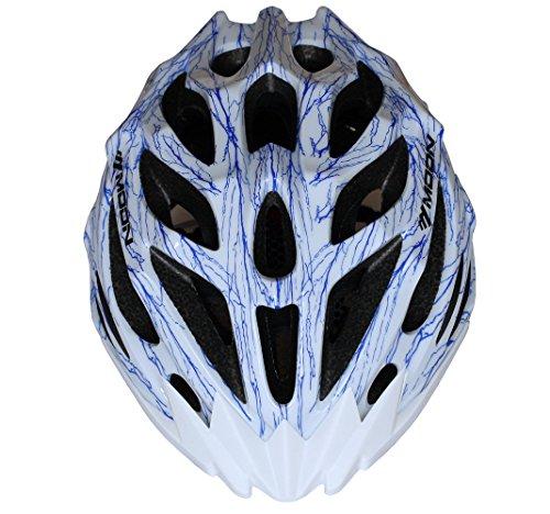 Moon casco multiuso para bicicleta de carretera y de montaña (MTB), diseño ligero, con EPS y PC de alta calidad
