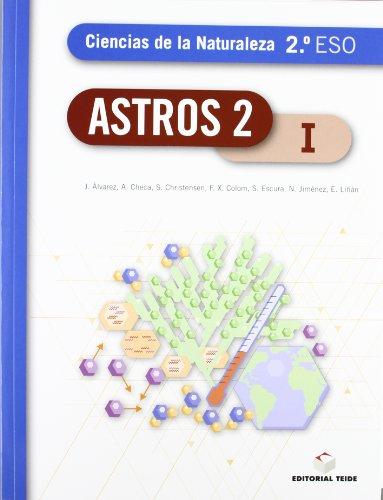 Astros. Ciencias de la naturaleza 2º ESO - Trimestral - 9788430788804