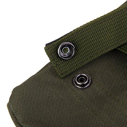 Generic Tattico Militare Airsoft Caccia Discarica Rivista Molle Goccia Borsa Sacchetto - #3 #2
