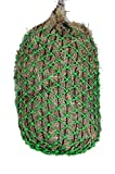 Elim-a-Net Small Holed Slow Feeding Haynet x Size: Horse Green