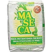 Maseca Harina de Maíz - 5 Paquetes de 1 kg - Total: 5 kg