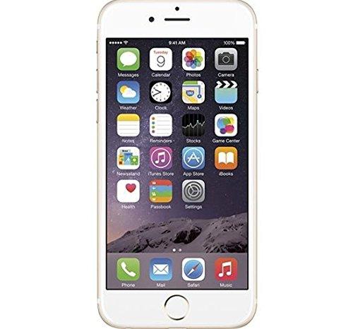 Apple iPhone 6 (Gold, 64GB) (Certified Refurbished)