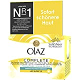 Olaz Essentials Complete Tagescreme Sensitive mit LSF 15, 50ml