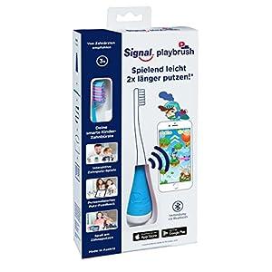 Playbrush, smarte Kinder-Zahnbürste mit Apps zum spielerischen Erlernen des Zähneputzens