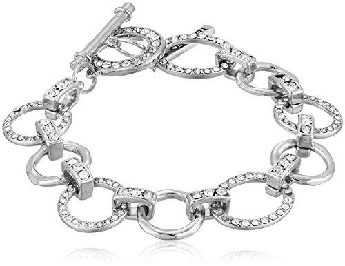 t-tahari-crystal-pave-toggle-silver-link-bracelet