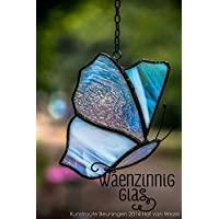 Glasmalerei SchmetterlingNackenk