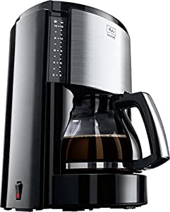 Melitta Coffee Maker Filter : Melitta Look Selection Filter Coffee Maker - Black: Amazon.co.uk: Kitchen & Home