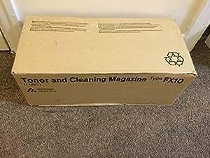 Ricoh 430439type FX10Toner & Cleaning Magazine Black (B)