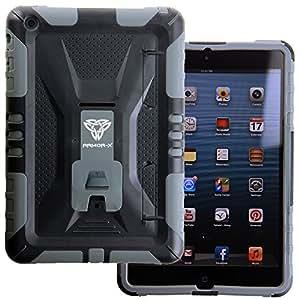 Armor-X Coque Outdoor CaseX pour iPad mini (couleur: noir/gris)