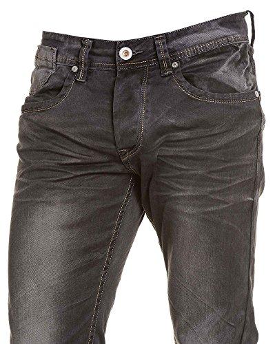 BLZ jeans - Jean verblasste grau Menschenrecht Grau