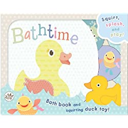 Bathtime (Little Learners Bath Book)