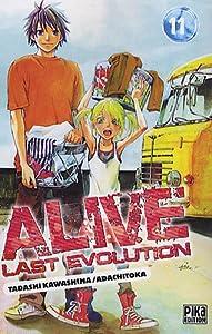 Alive : Last Evolution Edition simple Tome 11
