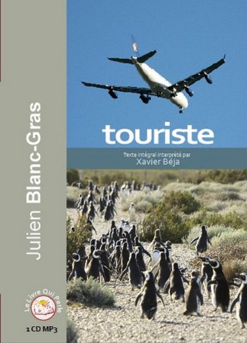 Touriste (1cd MP3)