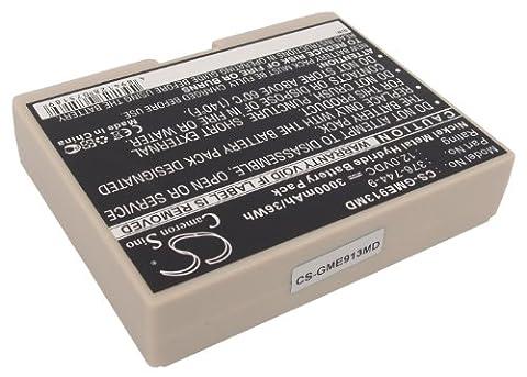 Cameron Sino 3000mAh/36.0Wh Ersatz Akku für GE Hellige Defibrillator