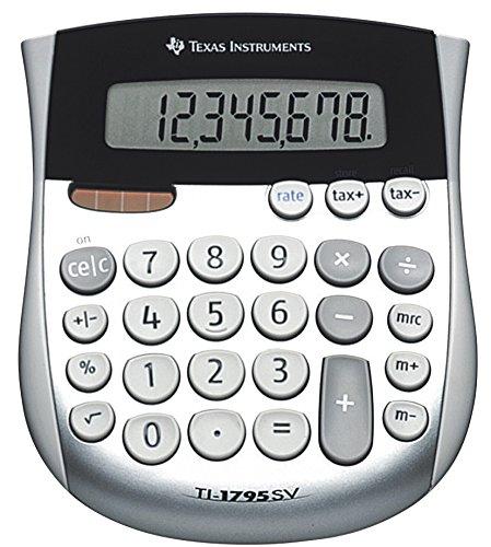 Texas Instruments TI 1795 SV Calcolatrice da Tavolo