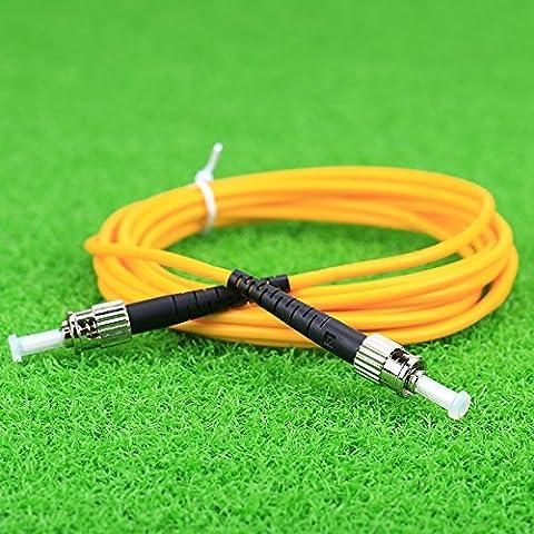 Cruiser Toslink, Ø Pull Cble fibre optique FTTH connecteur simple Core Pull en fibre Câbles 3m