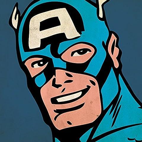 Marvel Comics Capitán América