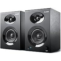Alesis Elevate 3 MKII, Casse Monitor Attive da Scrivania Biamplificate con Audio di Qualità, Ottime per Film, Gaming, Musica e Produzione Multimediale, Coppia