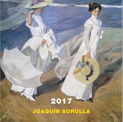 Calendario 2017 Joaquin Sorolla