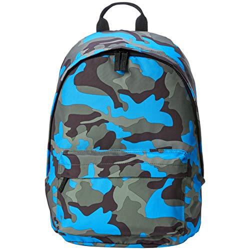 AmazonBasics Everyday Backpack - Blue Camouflage