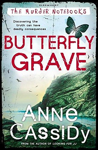 Butterfly Grave (Murder Notebooks) (Serie Gr Notebook)