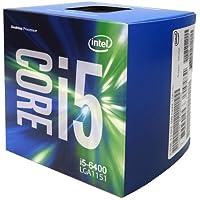 Intel Core i5-6400 Prozessor der 6. Generation (bis zu 3,30 GHz mit Intel Turbo-Boost-Technik 2.0, 6 MB Intel Smart-Cache)