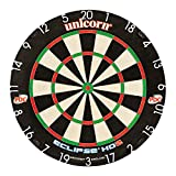 Unicorn Eclipse HD2 Pro Bristle Dartboard, inkl. Unicorn Unilock Levelling System