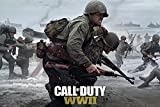 Póster Call Of Duty WWII - Stronghold (91,5cm x 61cm)