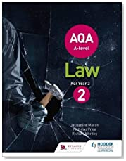 AQA A-level Law for Year 2