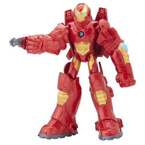 Unbekannt Hasbro Marvel Avengers - Deluxe Figure & Armour - Iron Man ()