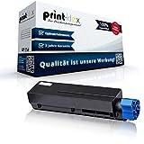 Kompatible Tonerkartusche für OKI B401D B401DN MB441 MB451 MB451w B-401D B-401DN MB-441 MB-451 44992402 44992401 Toner Black Schwarz - Laser Pro Serie