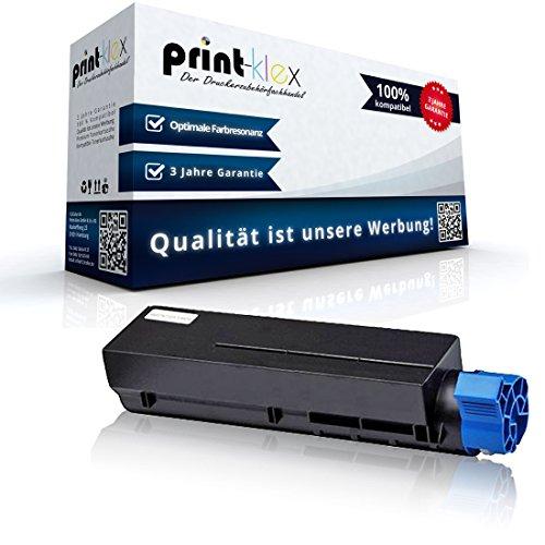 Preisvergleich Produktbild Kompatible Tonerkartusche für OKI B401D B401DN MB441 MB451 MB451w B-401D B-401DN MB-441 MB-451 MB-451w B 401 D B 401 DN MB 451 w Toner Black