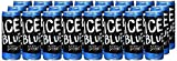 Power Point Energy Drink Ice Blue , 24er Pack (24 x 250 ml)