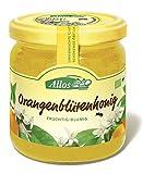 Allos Bio Orangenblütenhonig (1 x 500 gr)