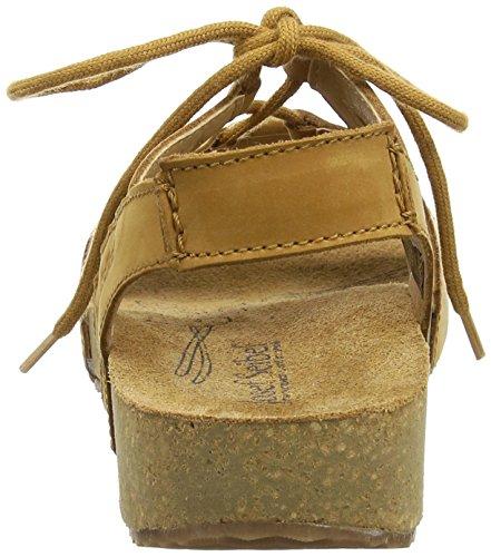 Josef Seibel Damen Tonga 41 Sandalen Braun (Camel)