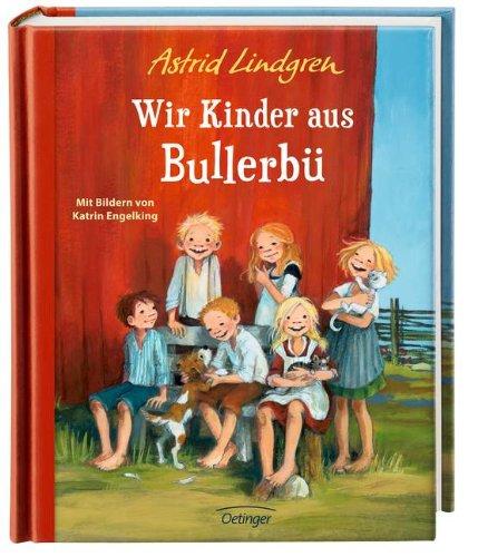 Buchseite und Rezensionen zu 'Wir Kinder aus Bullerbü (farbig)' von Astrid Lindgren